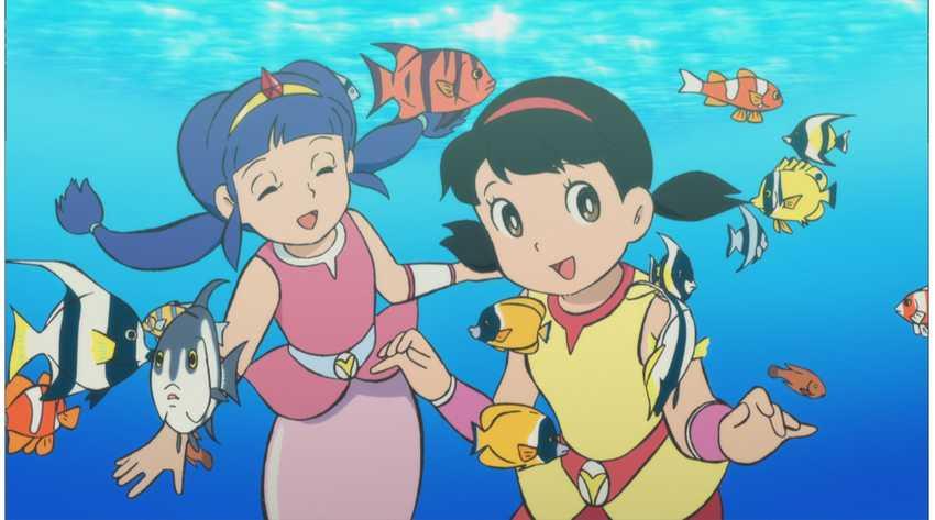 電影哆啦A夢:大雄的人魚大海戰