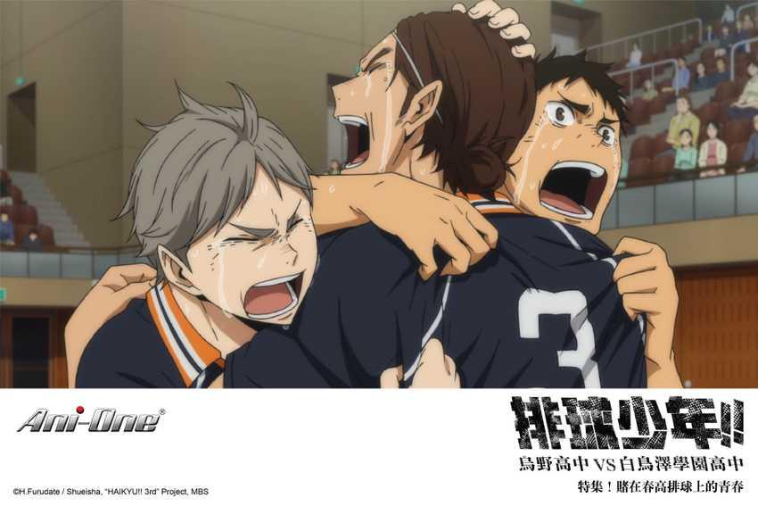 排球少年OVA3:特集!賭在春高排球上的青春