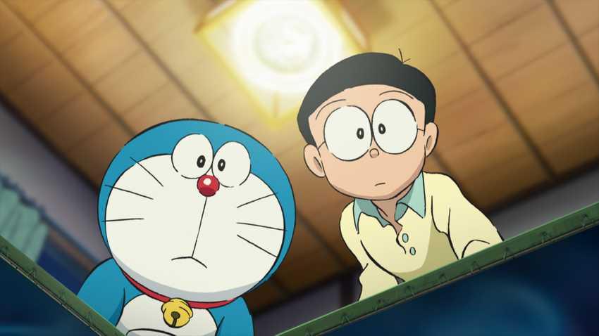 電影哆啦A夢:新大雄的宇宙開拓史
