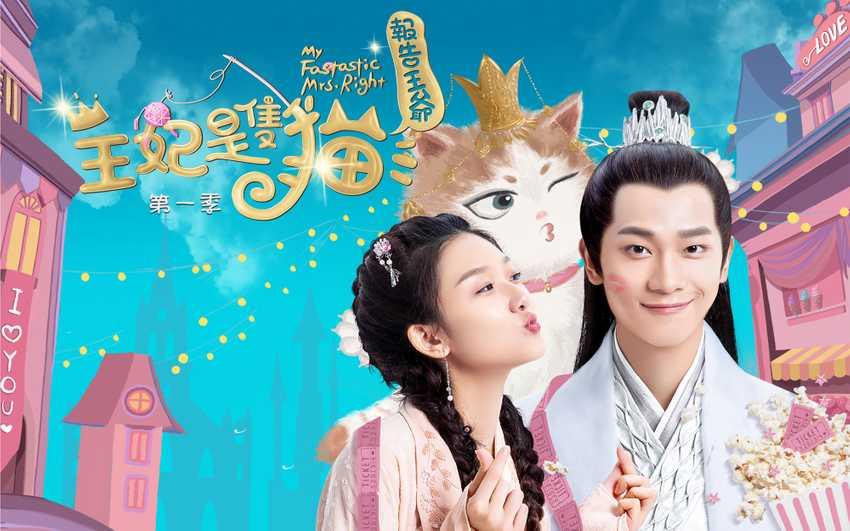 報告王爺,王妃是隻貓 第一季