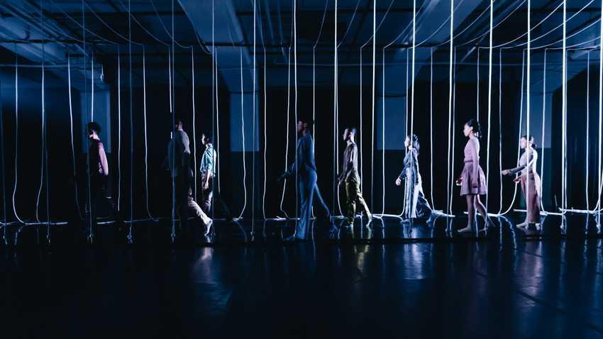 我們就是時間《與時間牽手II》|董怡芬X安娜琪舞蹈劇場