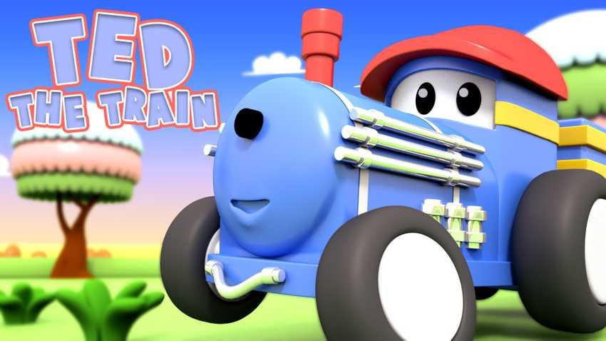 和火車泰德學習