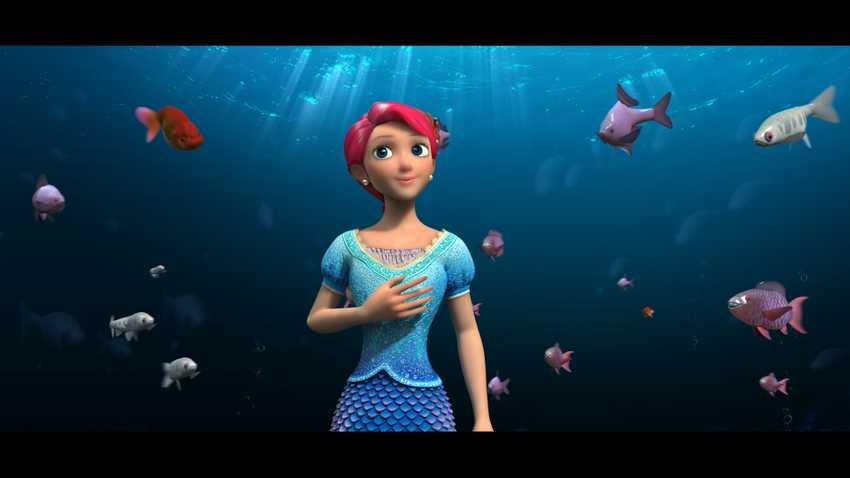 美人魚:深海奇緣 (國語版)