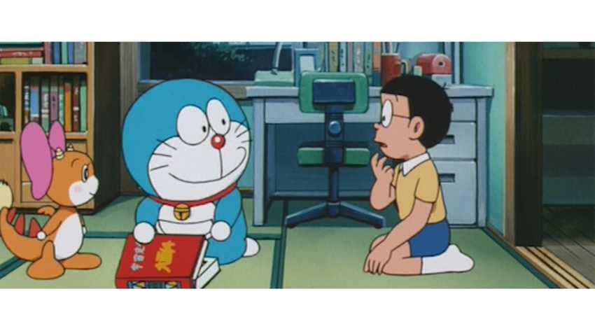 電影哆啦A夢:大雄與風之使者