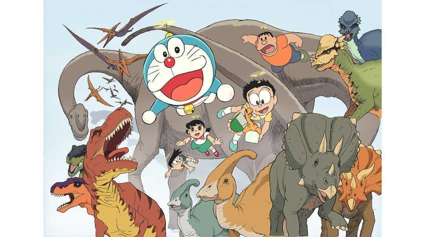 電影哆啦A夢:新大雄的恐龍