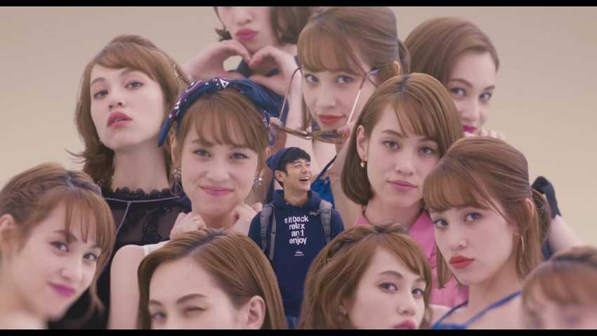 想成為奧田民生的BOY與讓遇見的男人都瘋狂的GIRL